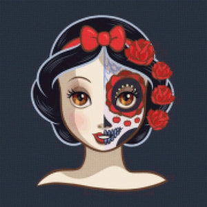 Snow White - Sugar Skull