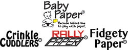 Baby Paper Sensory Toys