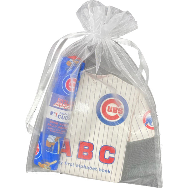 Chicago Cubs Gift Bag-Book & Rally Paper