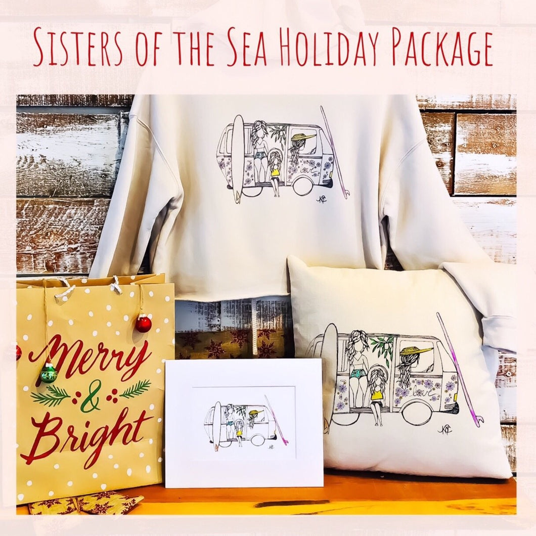 Sisters of the Sea Holiday Collection