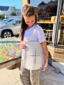 Centered in all Directions - Tote Bag