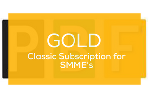 Gold Subscription (Annual Subscription) - PBF