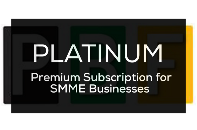 Platinum Subscription (Annual Subscription) - PBF