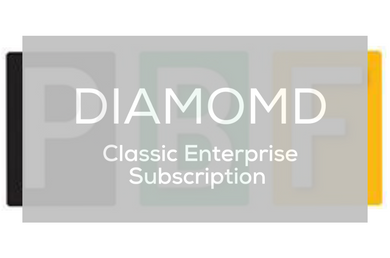 Diamond Subscription (Annual Subscription) - PBF