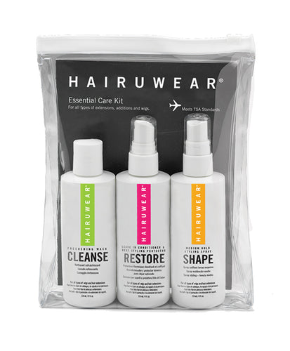 ESSENTIAL CARE TRAVEL KIT - HairUWear