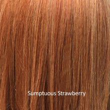 Load image into Gallery viewer, Shirley's Sunday Showcase: Cold Brew Chic Wig by Belle Tress in Sumptuous Strawberry | Now 35% OFF