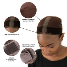 Load image into Gallery viewer, Milano No-Slip Wig Lace GripCap For Lace Front Wigs  / Lace Grip Cap