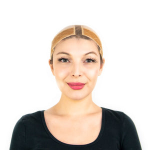 Milano No-Slip Wig Lace GripCap For Lace Front Wigs  / Lace Grip Cap
