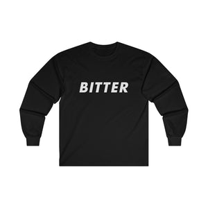 """Bitter"" Ultra Cotton Long Sleeve Tee"