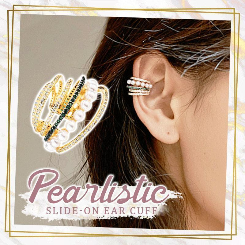 Pearlistic Slide-On Ear Cuff