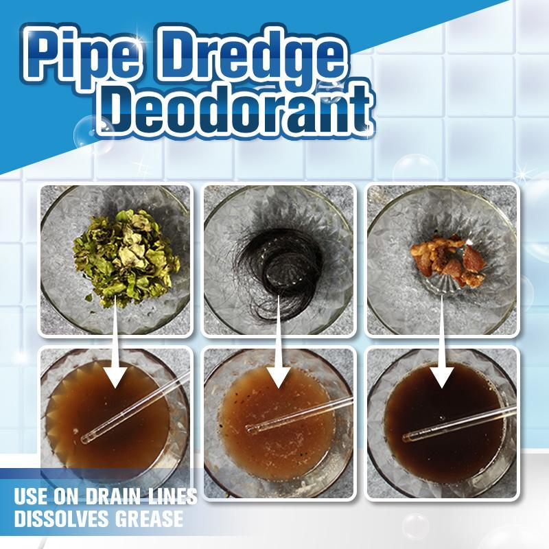 New Year Promotion✨✨New Package Pipe Dredge Deodorant