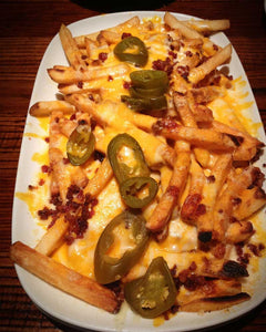 Loaded Jalapeno Fries - Naturals