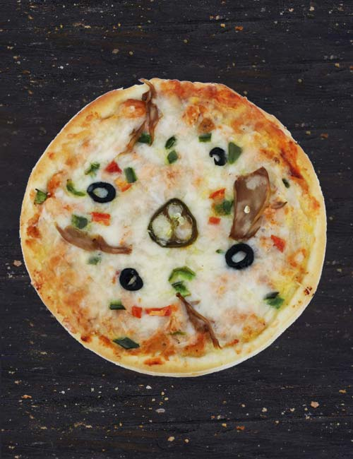 Pizza (Medium) - Naturals