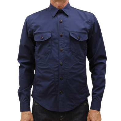 Kato - The Anvil Solo Tex Jacket - Navy