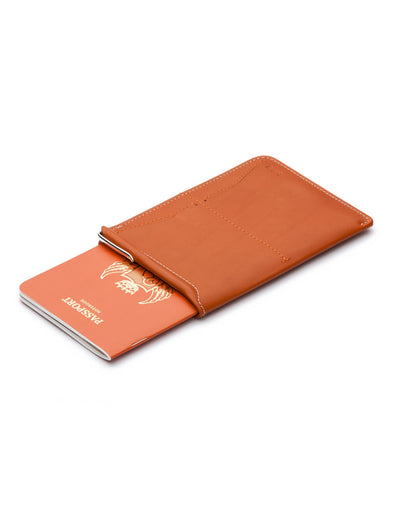 Bellroy - Passport Sleeve - Tan