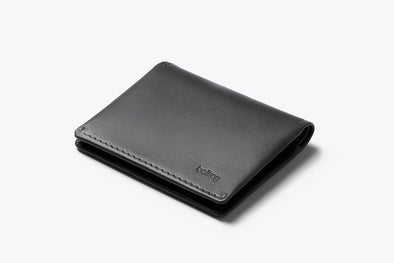 Bellroy - Slim Sleeve - Charcoal/Tangelo