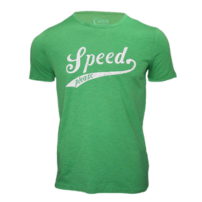 Tonn- Speed Tee- Green