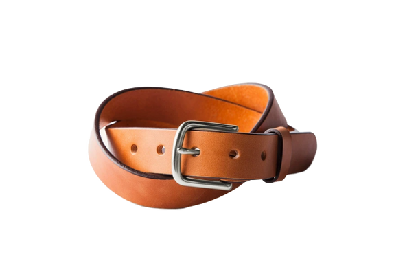 Classic Belt Natural Steel 30