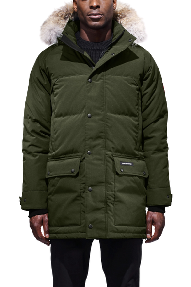 Canada Goose - Emory Parka- Military Green
