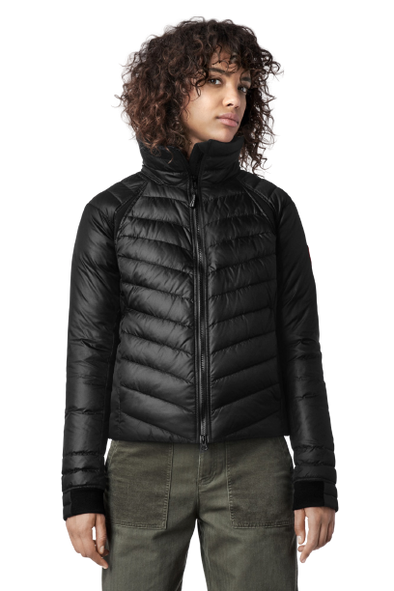 Canada Goose - Ladies Hybridge Base Jacket - Black