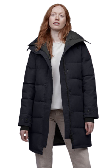 Canada Goose- Ladies Shelburne Parka- Navy