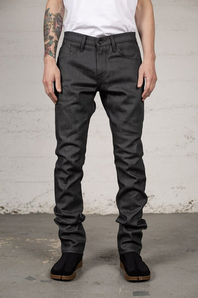 Matias Denim - Sol Baleen - Grey