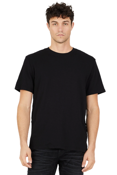 Cotton Citizen- Presley Tee - Jet Black