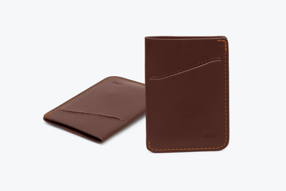 Bellroy - Card Sleeve - Cocoa