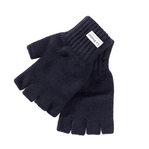 Le Bonnet - Fingerless Gloves - Onyx