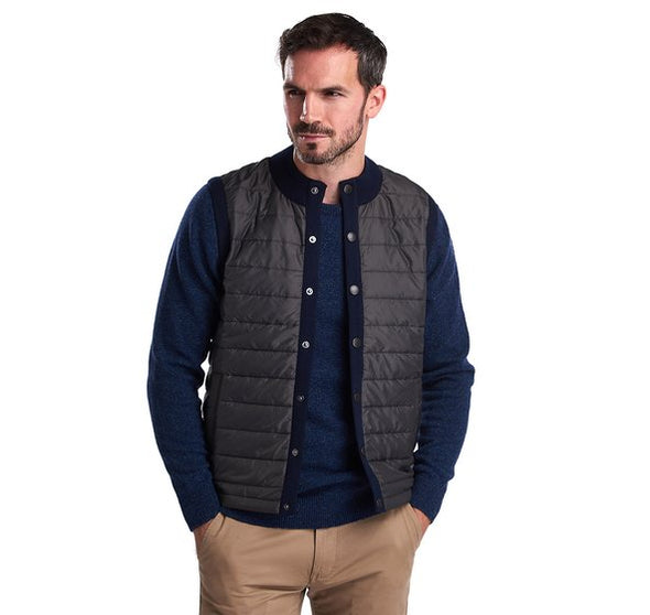 Barbour - Essential Gilet - Navy