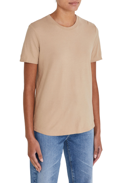 AG Gray Boy Tee- Natural Beige