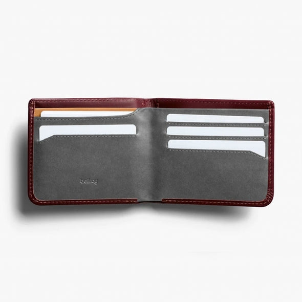 Bellroy - Hide and Seek RFID - Wine