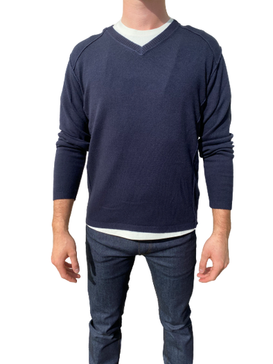 Crossley - Phonix V Neck LS Sweater - 770