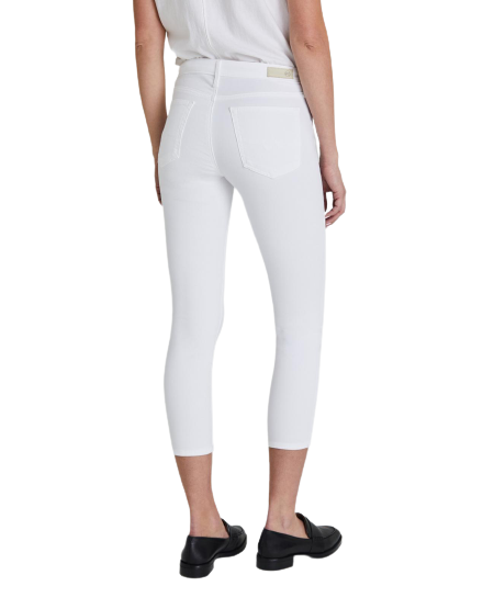 AG Prima Crop- White