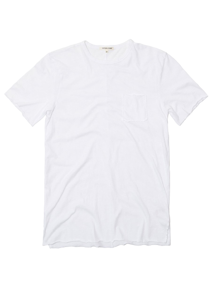 Cotton Citizen - Jagger Tee - White
