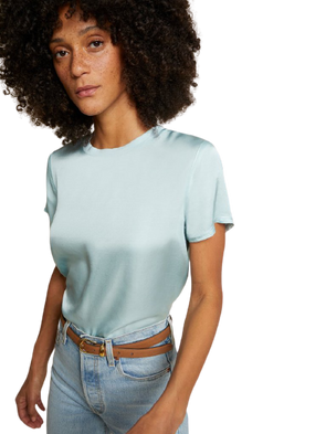 Nation Marie Boxy Crop- Capri