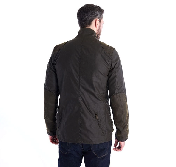 Barbour Icons - Beacon Wax Sports Jacket - Olive