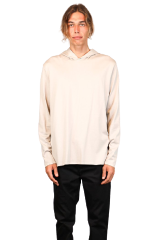 Monadic- Basis LS Pullover Hoody -Stucco