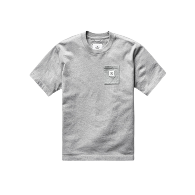 Reigning Champ - Pocket T-Shirt - Grey