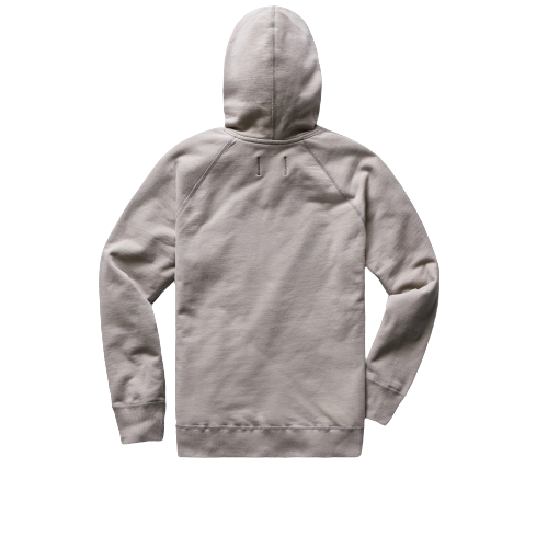 RC - Mid Wt. Terry Zip Hoody - Silt