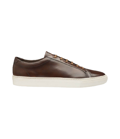 Loake - Sprint - Dark Brown