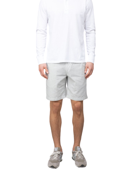 S.K.U - Stripe Easy Short - Ash