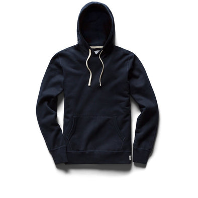 Reigning Champ - Terry Pullover Hoodie - Navy