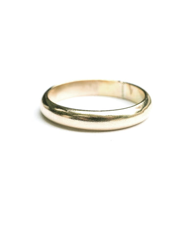 Hart + Stone Basin Ring- Gold Filled