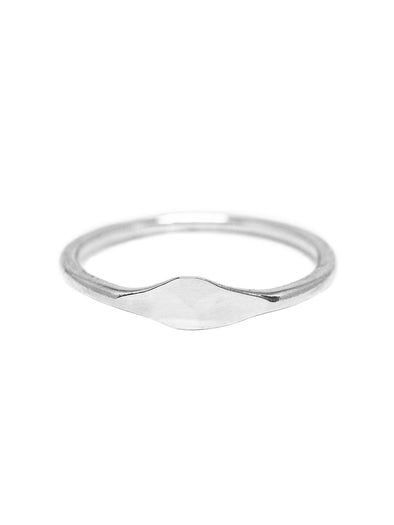 Hart + Stone Beams Ring- Sterling Silver