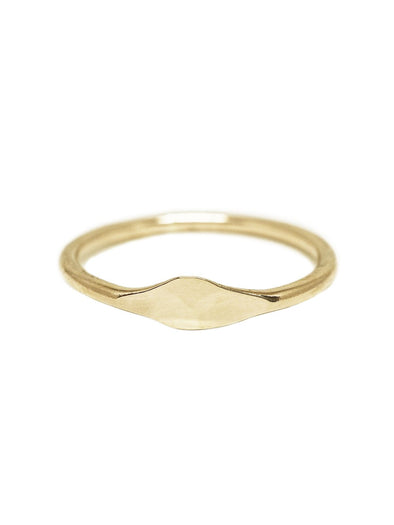 Hart + Stone Beams Ring- Gold Filled