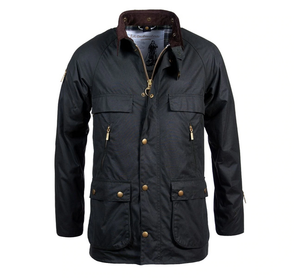 Barbour - Icons Bedale - Sage
