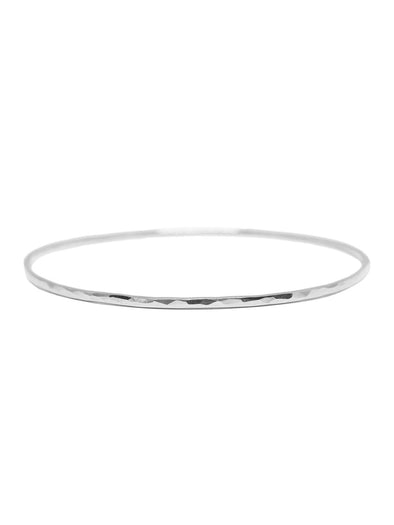 Hart + Stone Bella Bangle- Sterling Silver