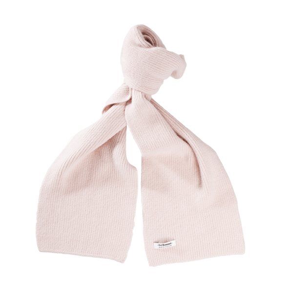 Le Bonnet - Scarf - Misty Rose