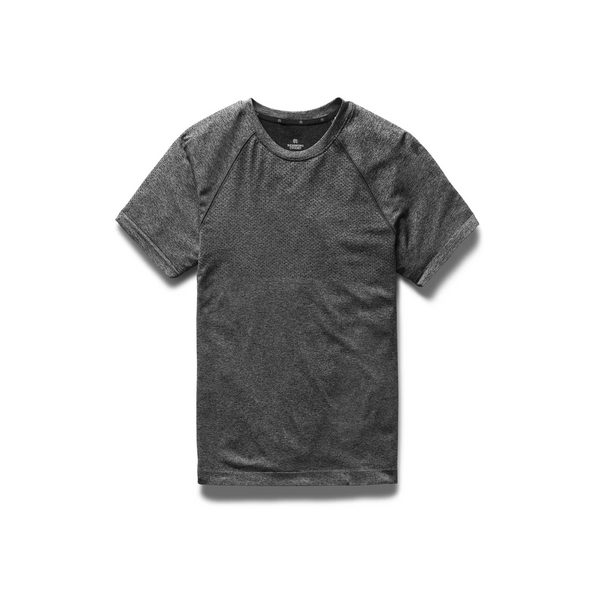 Reigning Champ - Seamless Training Shirt - Charcoal